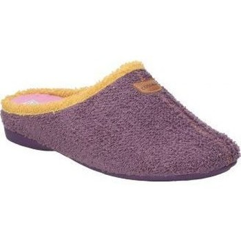 Scarpe Donna Pantofole Cosdam Z. DE CASA  511 SEÑORA BERENJENA Violet