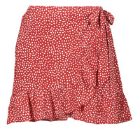 Abbigliamento Donna Gonne Betty London OLINDA Rosso / Bianco