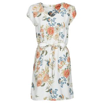 Abbigliamento Donna Abiti corti Betty London OWAKA Bianco / Multicolore