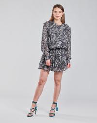 Abbigliamento Donna Tuta jumpsuit / Salopette Ikks PETRI Grigio
