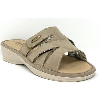 Scarpe Donna Ciabatte Tiglio pantofola da camera