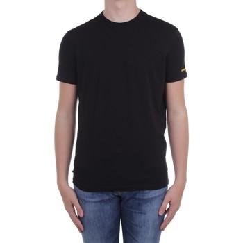 Abbigliamento Uomo T-shirt maniche corte Dsquared2 Underwear D9M203540 Nero