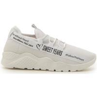 Scarpe Donna Sneakers Sweet Years 921 BIANCO