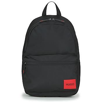 Borse Uomo Zaini HUGO Ethon_Backpack Nero