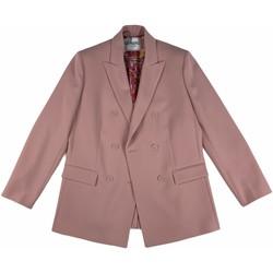 Abbigliamento Donna Giacche / Blazer Iceberg 3769-46 Rosa