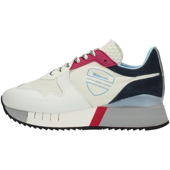 Scarpe Donna Sneakers basse Blauer s1myrtle02/nyl Basse Donna Bianco Bianco