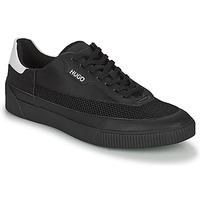 Scarpe Uomo Sneakers basse HUGO ZERO TENN Nero