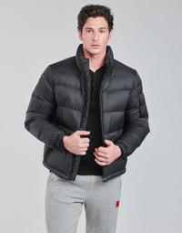 Abbigliamento Uomo Piumini HUGO BIRON Nero