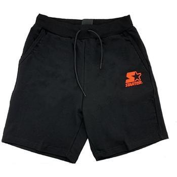 Abbigliamento Uomo Shorts / Bermuda Starter BERMUDA ARANCIO Nero