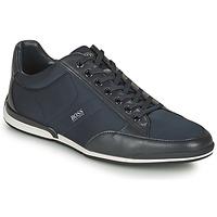Scarpe Uomo Sneakers basse BOSS Saturn_Lowp_nyst Marine