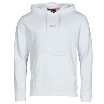 Abbigliamento Uomo Felpe BOSS WELOVE Bianco