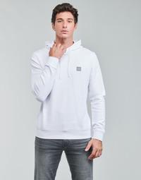 Abbigliamento Uomo Felpe BOSS WETALK Bianco