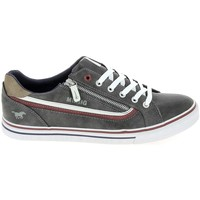 Scarpe Sneakers basse Mustang Sneaker 4147301 Gris fonce Grigio