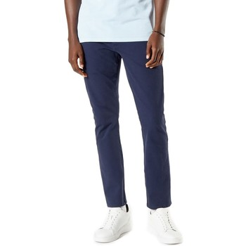 Abbigliamento Uomo Chino Dockers 55775-0002 Blu