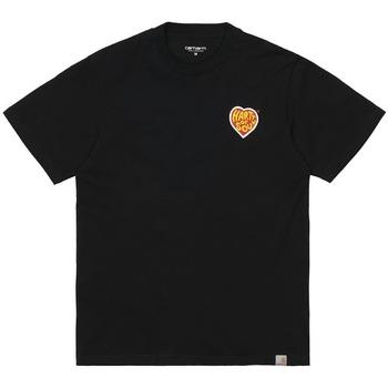 Abbigliamento Uomo T-shirt maniche corte Carhartt I029036-89.00 Nero