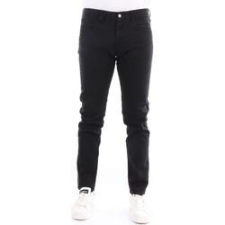 Abbigliamento Uomo Jeans skynny Cycle P531142 Skinny Uomo Nero Nero