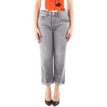 Abbigliamento Donna Jeans boyfriend Roy Rogers P21RND011G0170313 GRIGIO