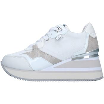 Scarpe Donna Sneakers alte Apepazza S1HIGHNEW07/NYL BIANCO