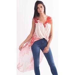 Abbigliamento Donna Camicie Love To Love L17091 Colourless