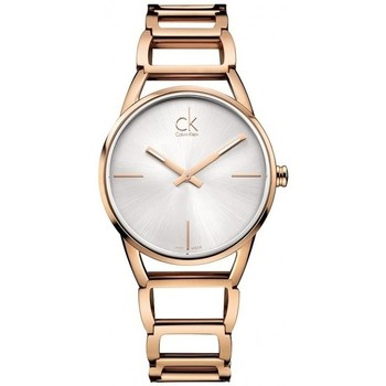 Orologi & Gioielli Donna Orologio Analogico CK Collection Orologio Calvin Klein Stately oro rosa - 34 mm Multicolore