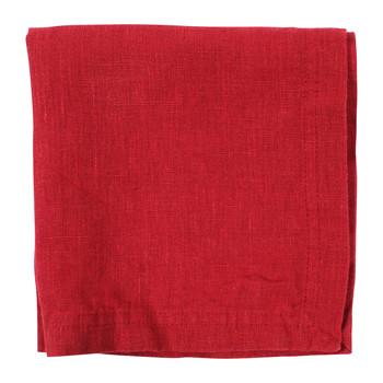 Casa Tovaglioli da tavola Côté Table BASIC Rosso