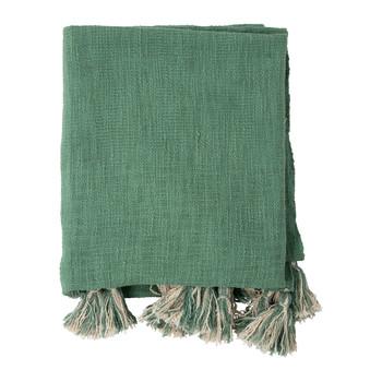 Casa Plaid, coperte Sema Edoard Verde / Di acqua