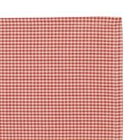 Casa Tovaglioli da tavola Comptoir de famille CAMPAGNE Rosso