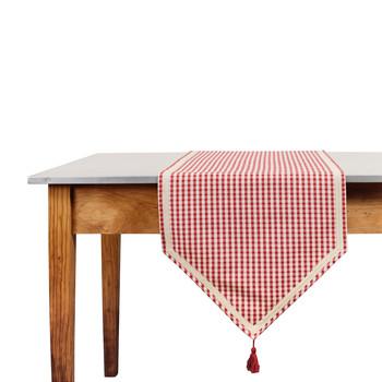 Casa Tovaglia Comptoir de famille MAMI Rosso
