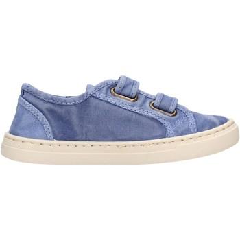 Scarpe Bambino Sneakers basse Natural World - Sneaker blu 6471E-690 BLU