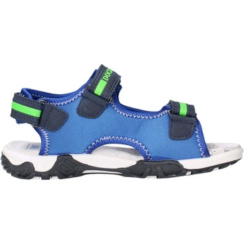 Scarpe Bambino Sandali Docksteps - Sandalo blu/verde BOXE3 BLU