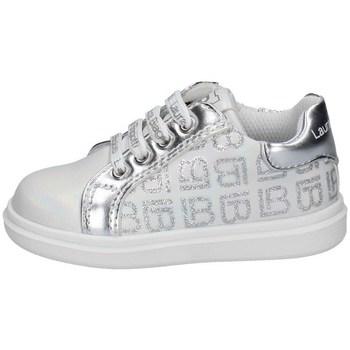 Scarpe Bambina Sneakers basse Laura Biagiotti 7421 BIANCO