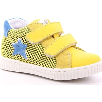 Scarpe Bambino Sneakers alte Balocchi 307 - 111232 Giallo