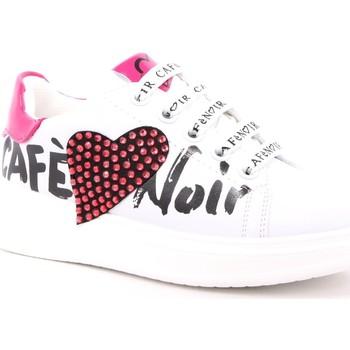 Scarpe Bambina Sneakers basse Café Noir 20 - C-1000A Bianco