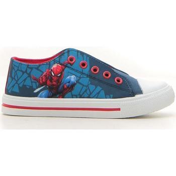 Scarpe Bambino Sneakers basse Spiderman 9510 BLU