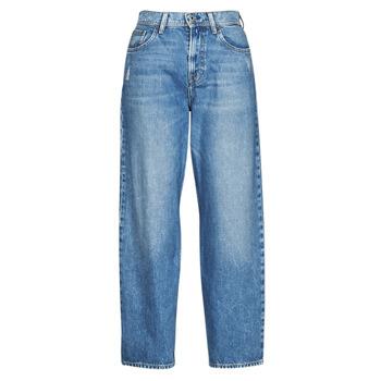 Abbigliamento Donna Jeans dritti Pepe jeans DOVER Blu