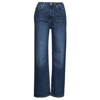Abbigliamento Donna Jeans bootcut Pepe jeans LEXA SKY HIGH Blu