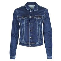Abbigliamento Donna Giacche in jeans Pepe jeans CORE JACKET Blu
