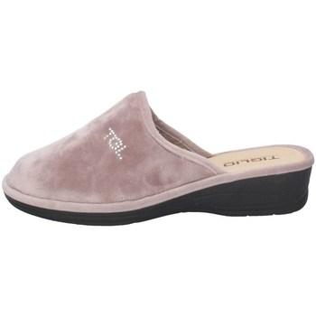 Scarpe Donna Pantofole Tiglio 1600 LAVANDA