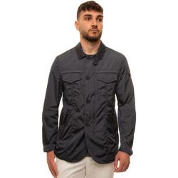 Abbigliamento Uomo Giubbotti Peuterey HOLLYWOODEW03-PEU3496-01181568215 Blu