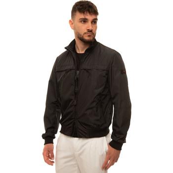 Abbigliamento Uomo Giubbotti Peuterey SANDSEW03-PEU3576-01181568NER Nero