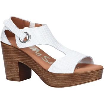 Scarpe Donna Sandali Oh My Sandals 4904-HY1 Blanco