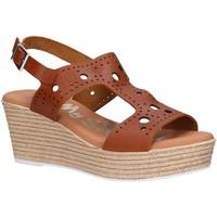 Scarpe Donna Sandali Oh My Sandals 4867-V62 Marr?n