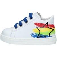Scarpe Bambino Sneakers basse Falcotto ERIS SNEAKERS  Bambino WHITE WHITE