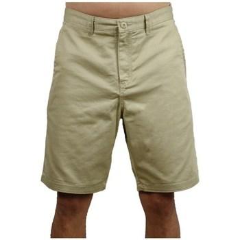 Abbigliamento Uomo Shorts / Bermuda Vans Authentic Stretch 50 Short Beige