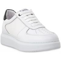 Scarpe Uomo Sneakers basse Exton BIANCO NAPPA Bianco