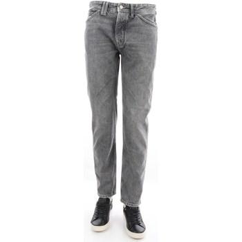 Abbigliamento Uomo Pantaloni 5 tasche Cycle P531125 Regular Uomo Nero Nero