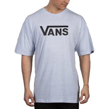 Abbigliamento Uomo T-shirt maniche corte Vans Classic Heather Grigio