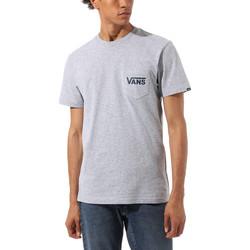 Abbigliamento Uomo T-shirt maniche corte Vans Classic Otw Grigio