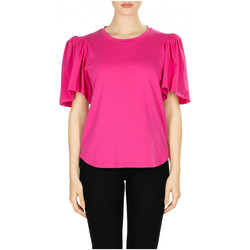 Abbigliamento Donna T-shirt maniche corte Jijil T-SHIRT 0214--fuxia