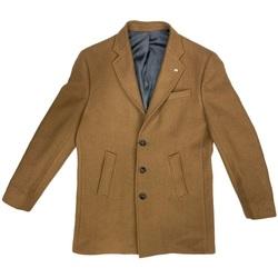 Abbigliamento Uomo Cappotti Barbati ATRMPN-25842 Beige